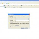 Se deben ingresar los datos de acceso (usuario y contraseña)